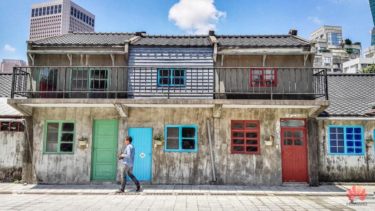 หมู่บ้านทหารโบราณซื่อซื่อหนันซุน (Si Si Nan Cun)
