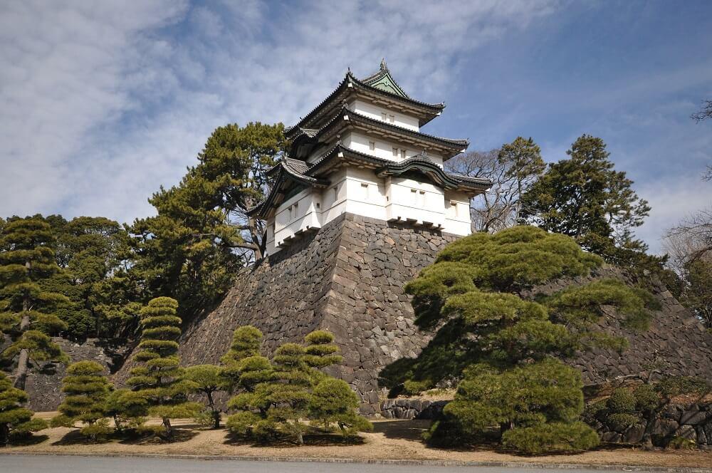 พระราชวังโตเกียวอิมพีเรียล (Tokyo Imperial Palace)