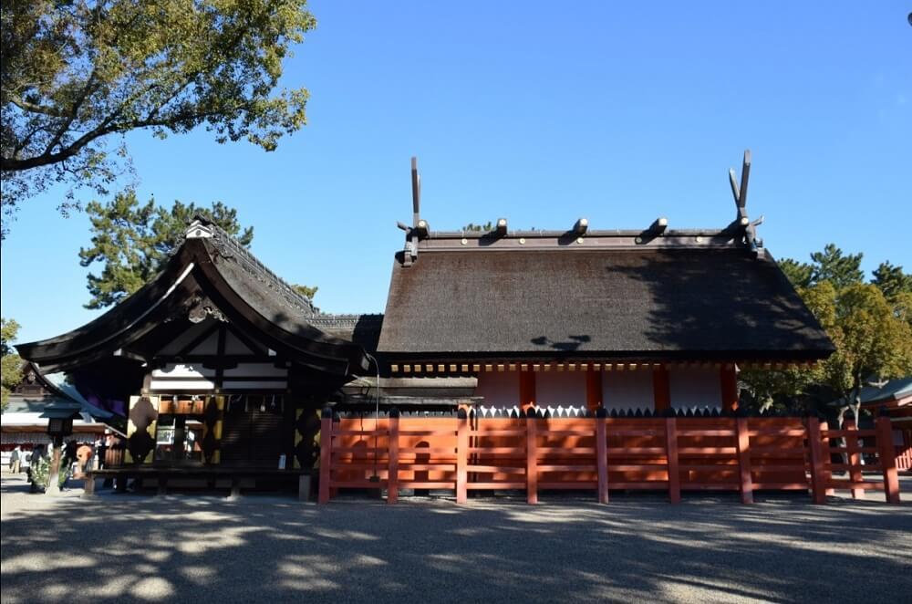 ศาลเจ้าสุมิโยชิ (Sumiyoshi Taisha)