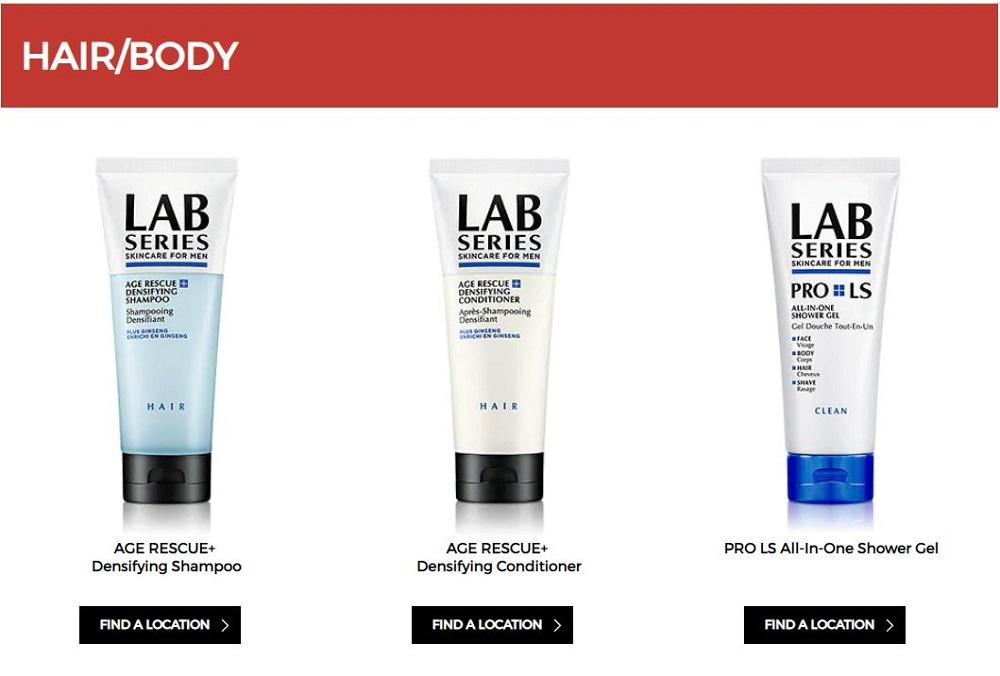 ดีล Lab Series