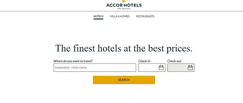 ส่วนลด Accor Hotels