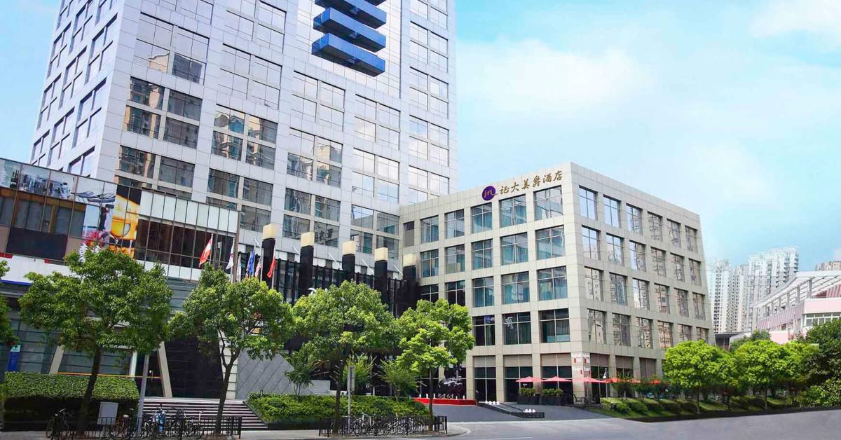 โรงแรม แกรนด์ เมอร์เคียว เซี่ยงไฮ้ เซนจูรี่พาร์ค
