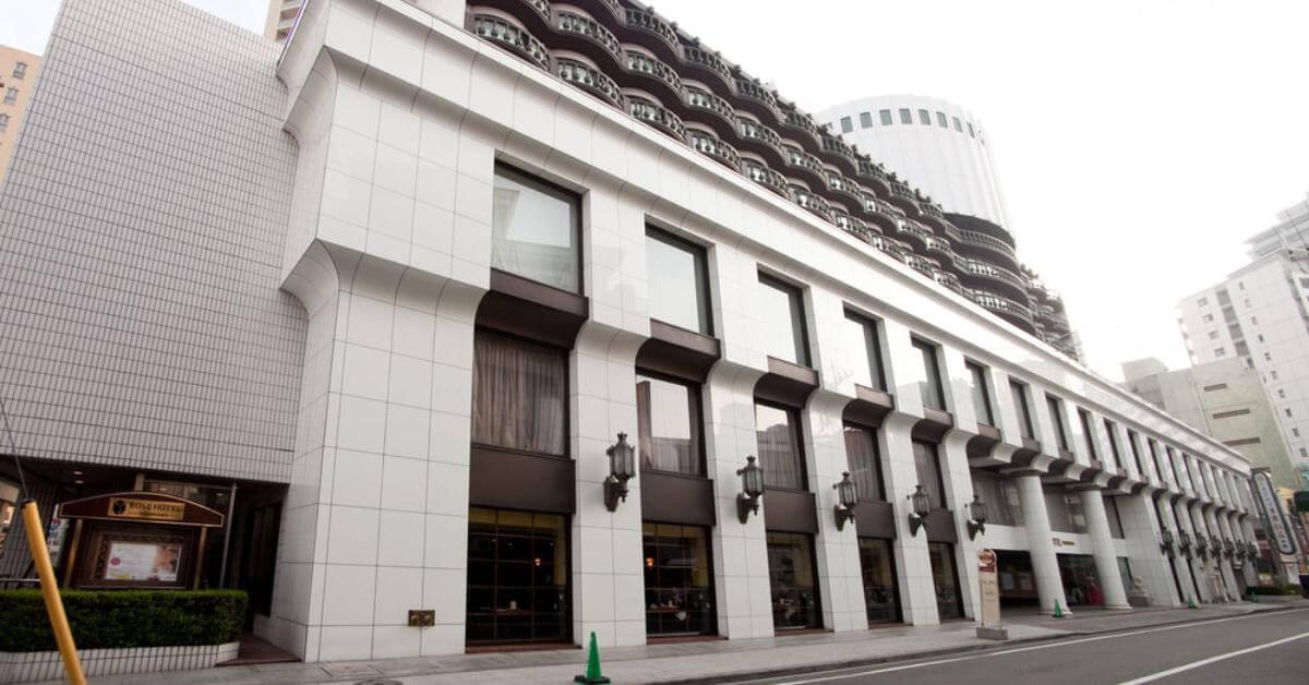โรงแรม โรส โฮเทล โยโกฮาม่า