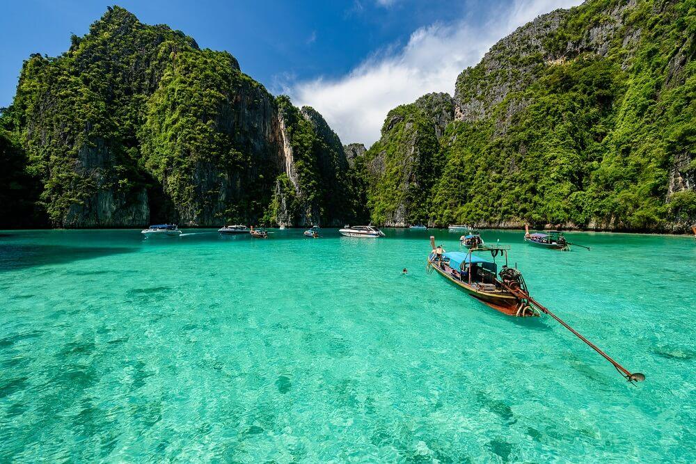 เที่ยว เกาะพีพี