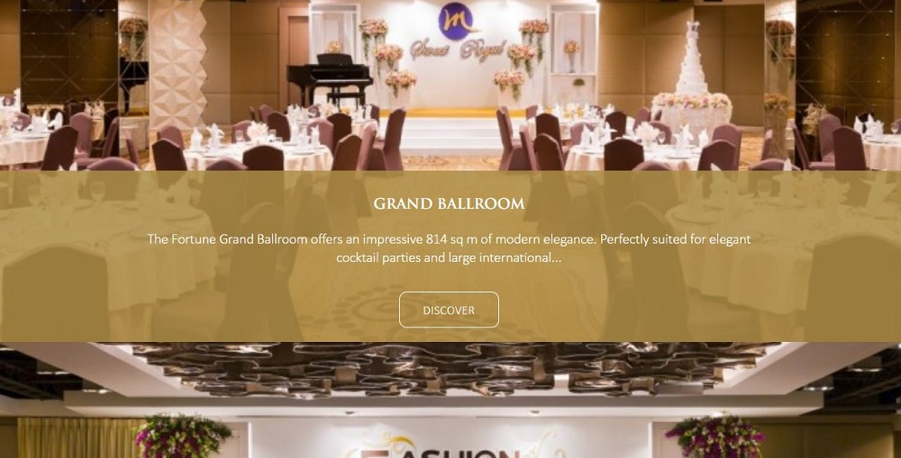 ดีลส่วนลด Grand Mercure Hotels