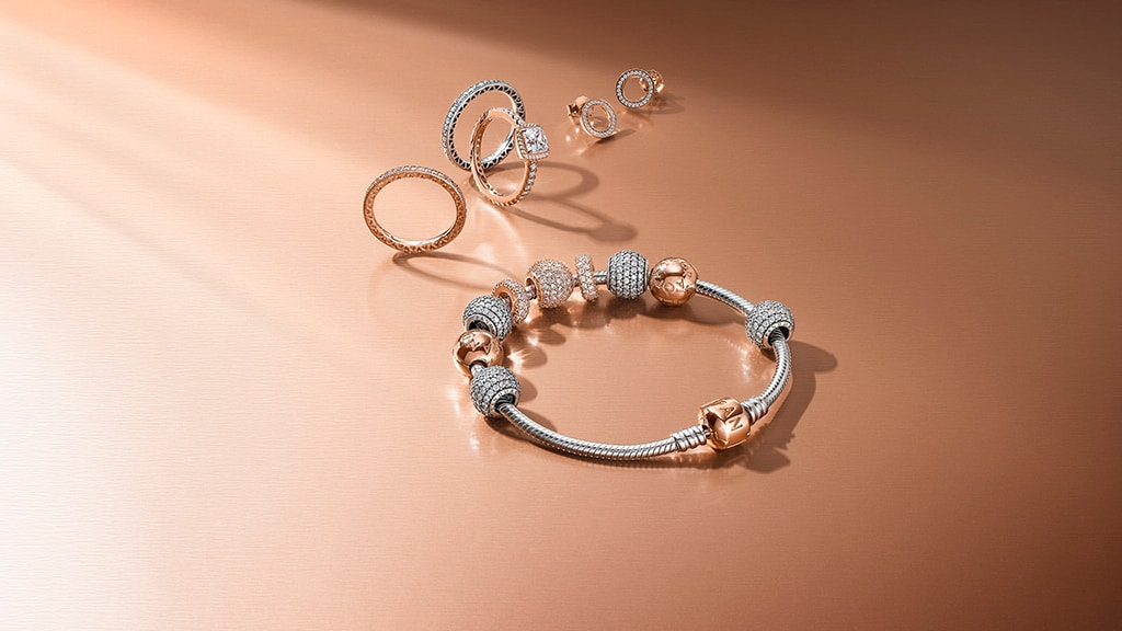 Pandora Jewelry Valentine