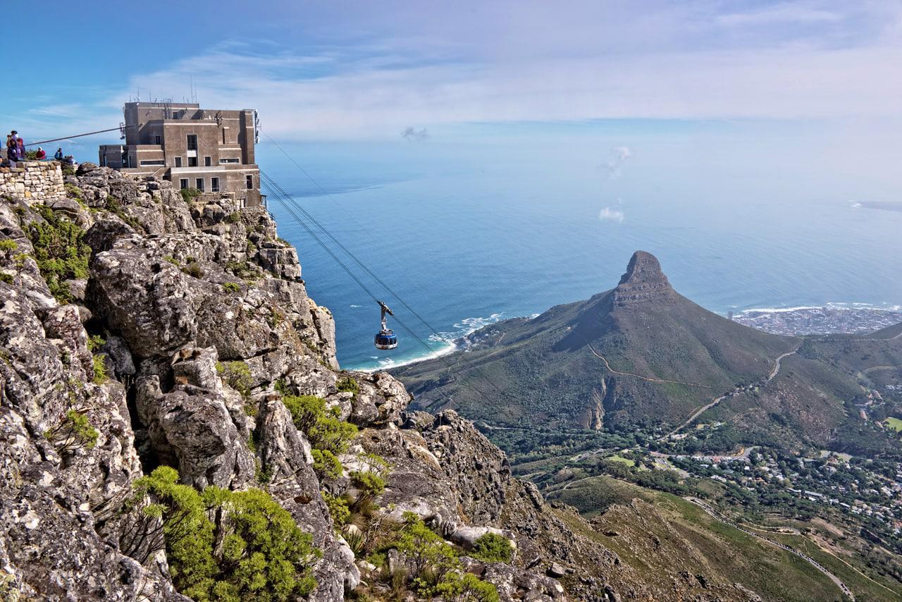 ที่เที่ยว แอฟริกาใต้ ประเทศที่ไม่ต้องใช้วีซ่า
