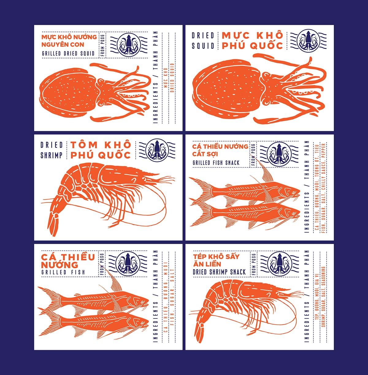 Nội dung ghi trên tem mác, nhãn dán sản phẩm