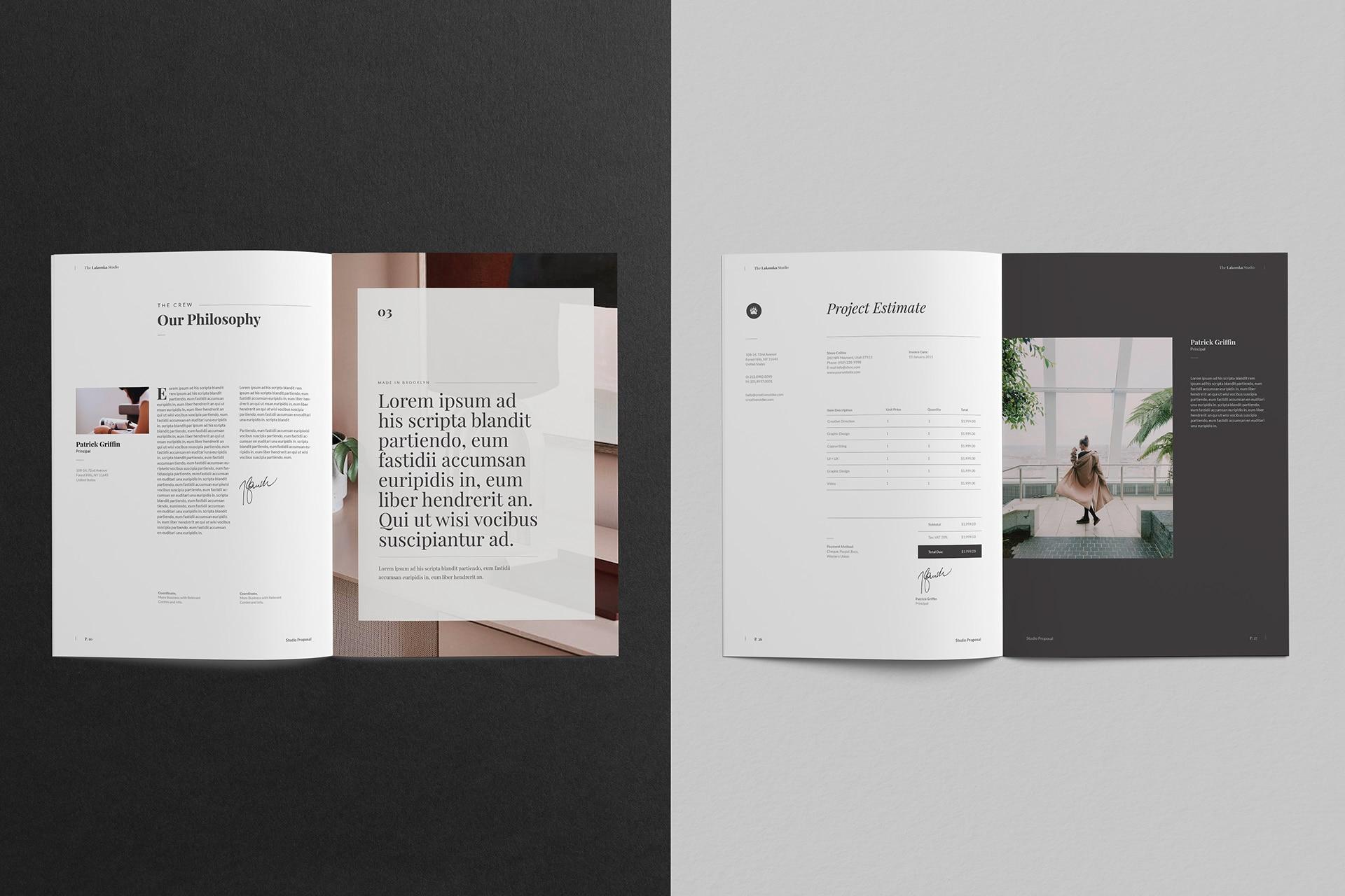 Tiêu chí lựa chọn địa điểm thiết kế catalogue phù hợp
