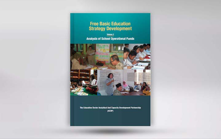 Free Basic Education Strategy Development Vol 3: Analysis of School Operational Funds (BOS)