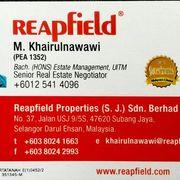 Bisnes kad khairulnawawi reapfield small