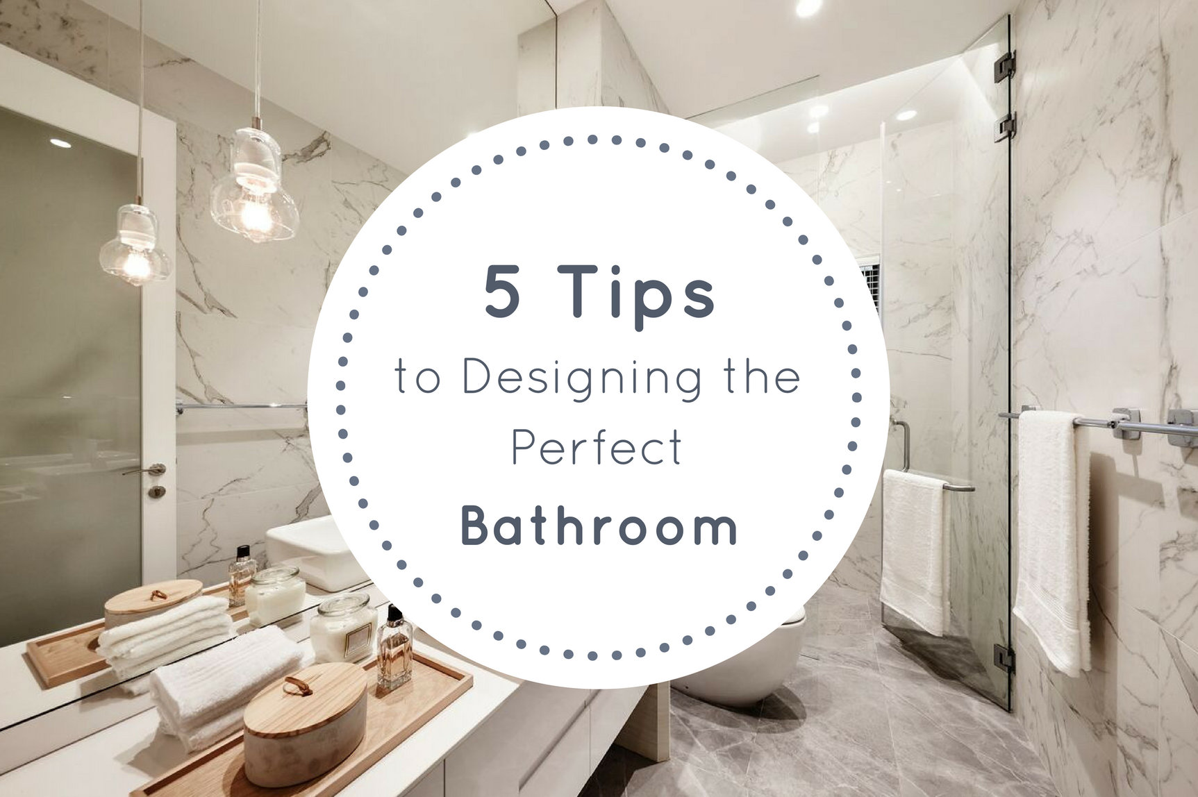 5 Changes You Could Make To Your Bathroom That You'll Absolutely Love