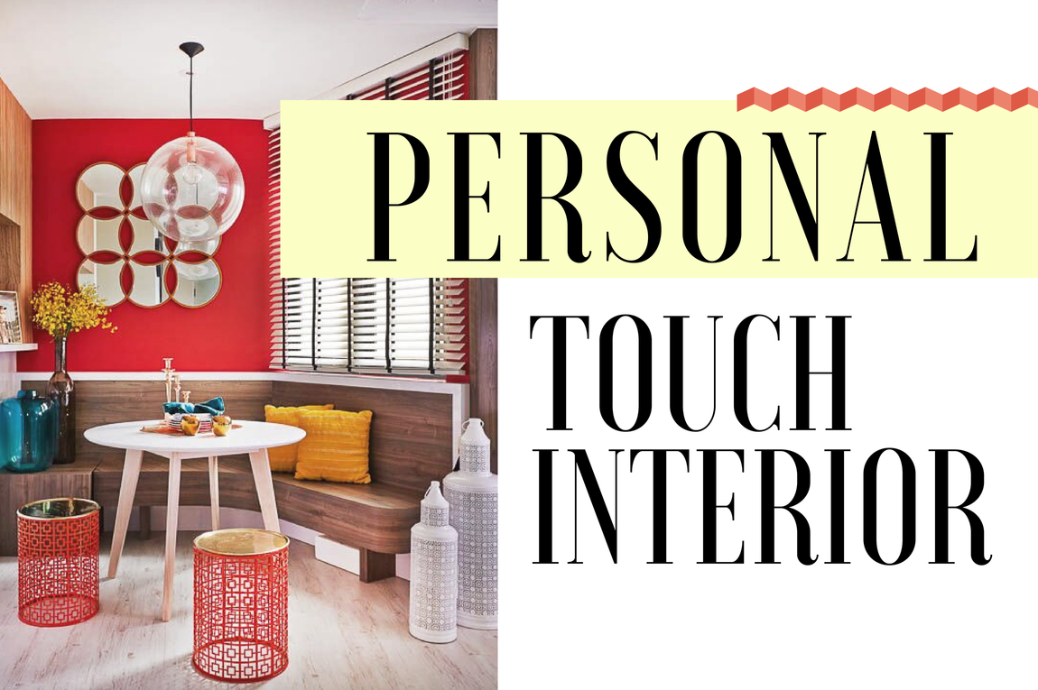 Adding a Personal Touch to your Interior