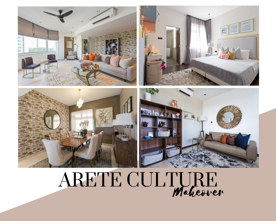 Arete Culture's Makeover: Mid-Century Modern meets Contemporary Chic