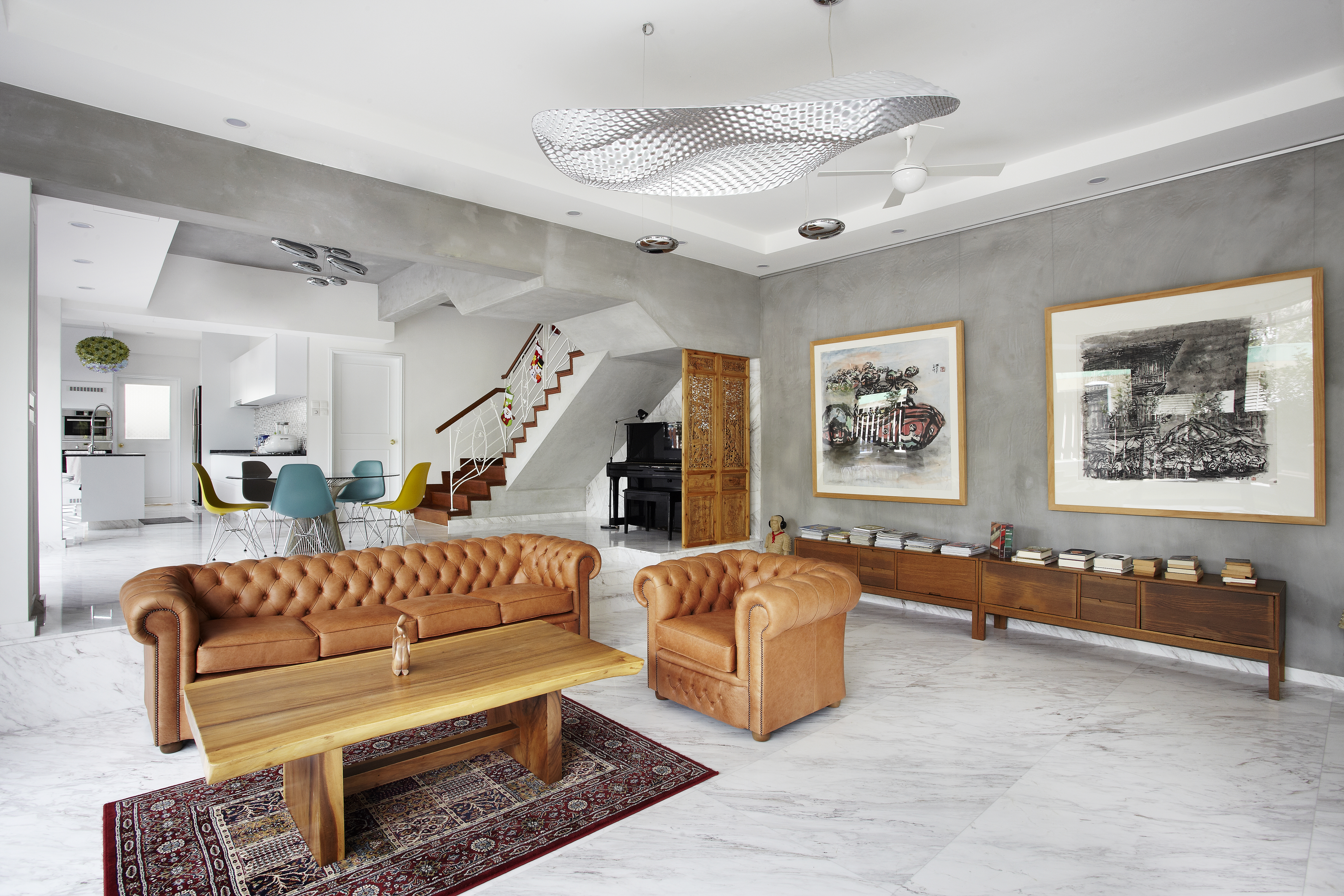 Free Space Intent, eclectic interior design Singapore, renovation
