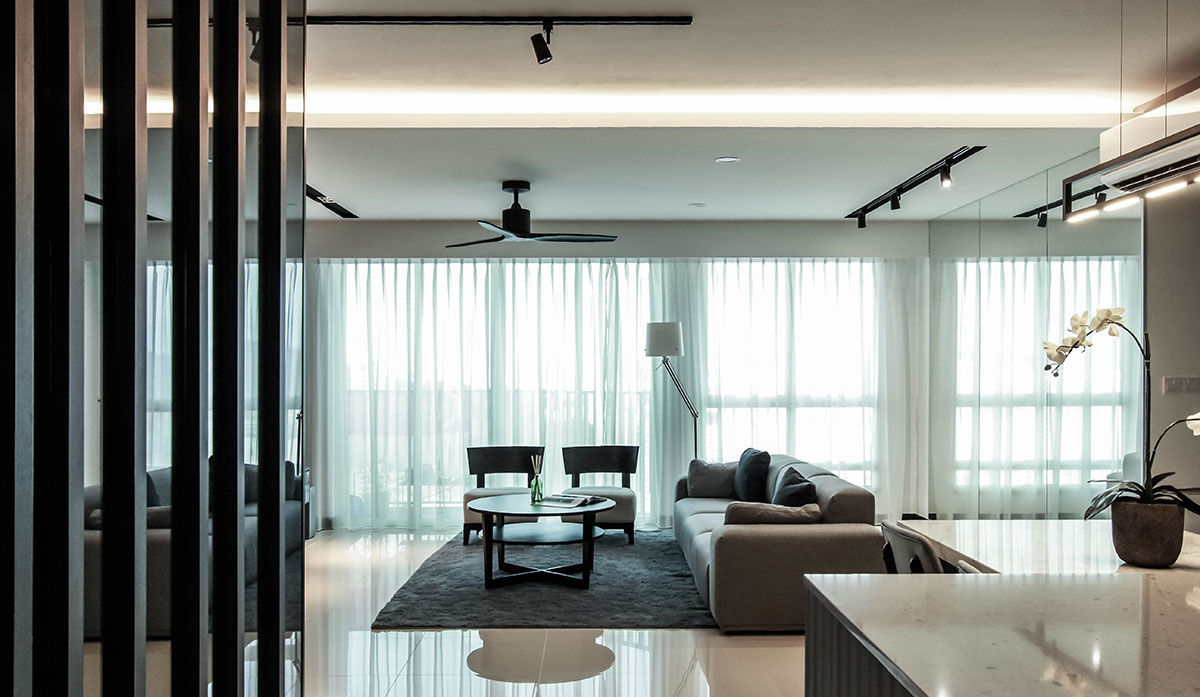 Icon Interior, Singapore interior design renovation