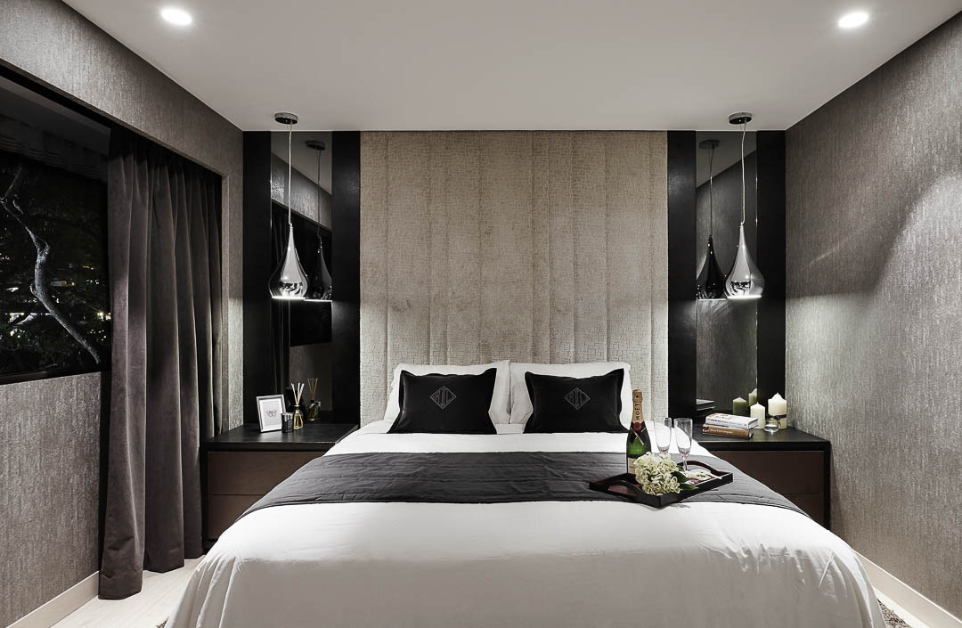 10 Modern Singaporean Bedrooms to Inspire You