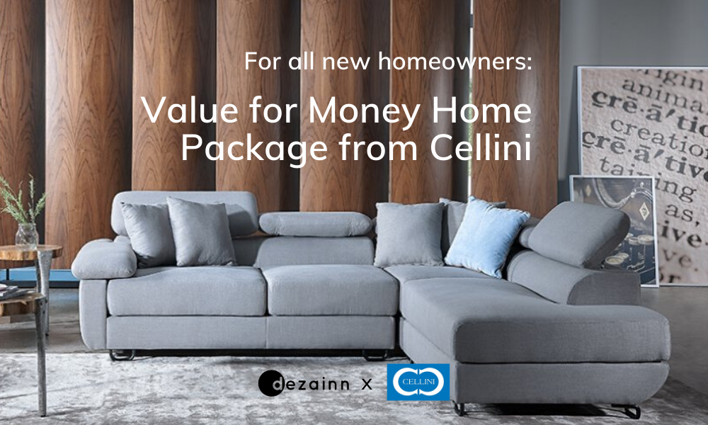 Exclusive On Dezainn Only 1 370 Worth Of Housewarming Gifts From Cellini Additional 4 Cash Rebate