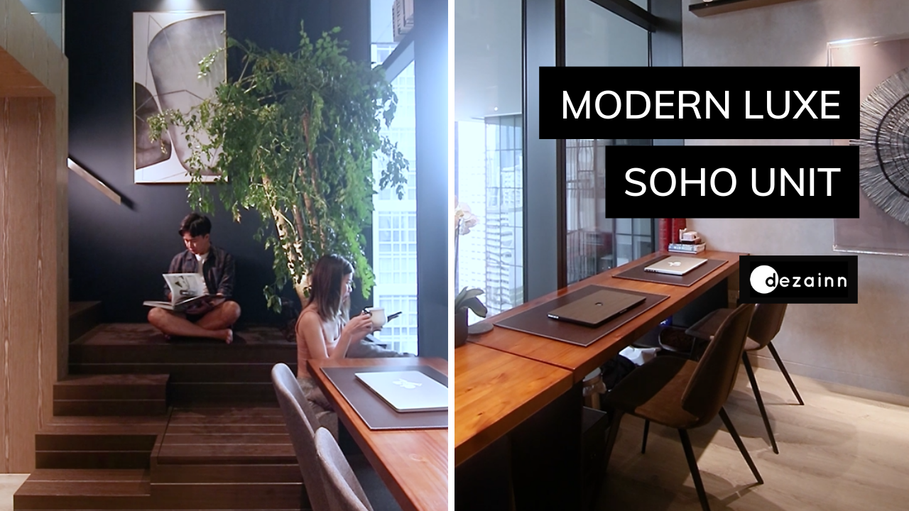 [Video] How to Design a Modern Luxe Soho Unit
