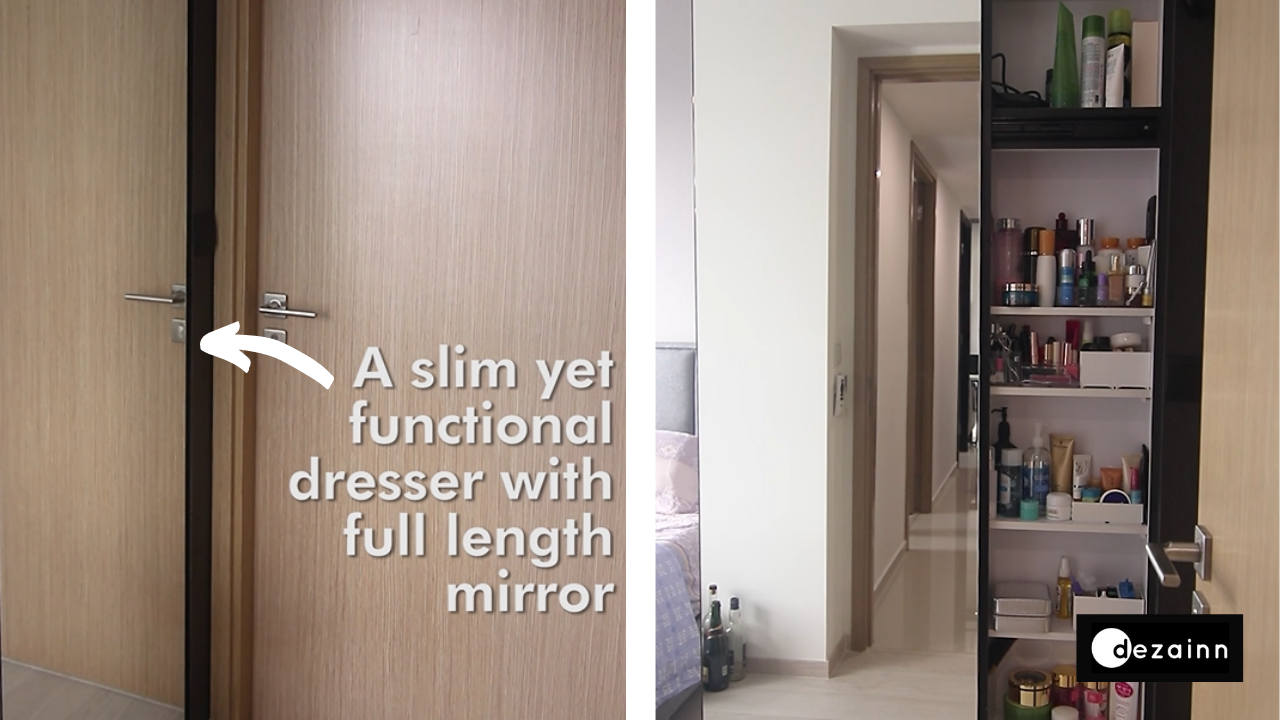 [Video] How to Create a Slim yet Functional Built-In Dresser