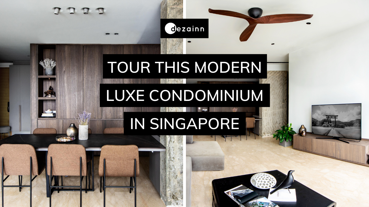 [Video] Impress Your Guests in This Modern Luxe Condominium