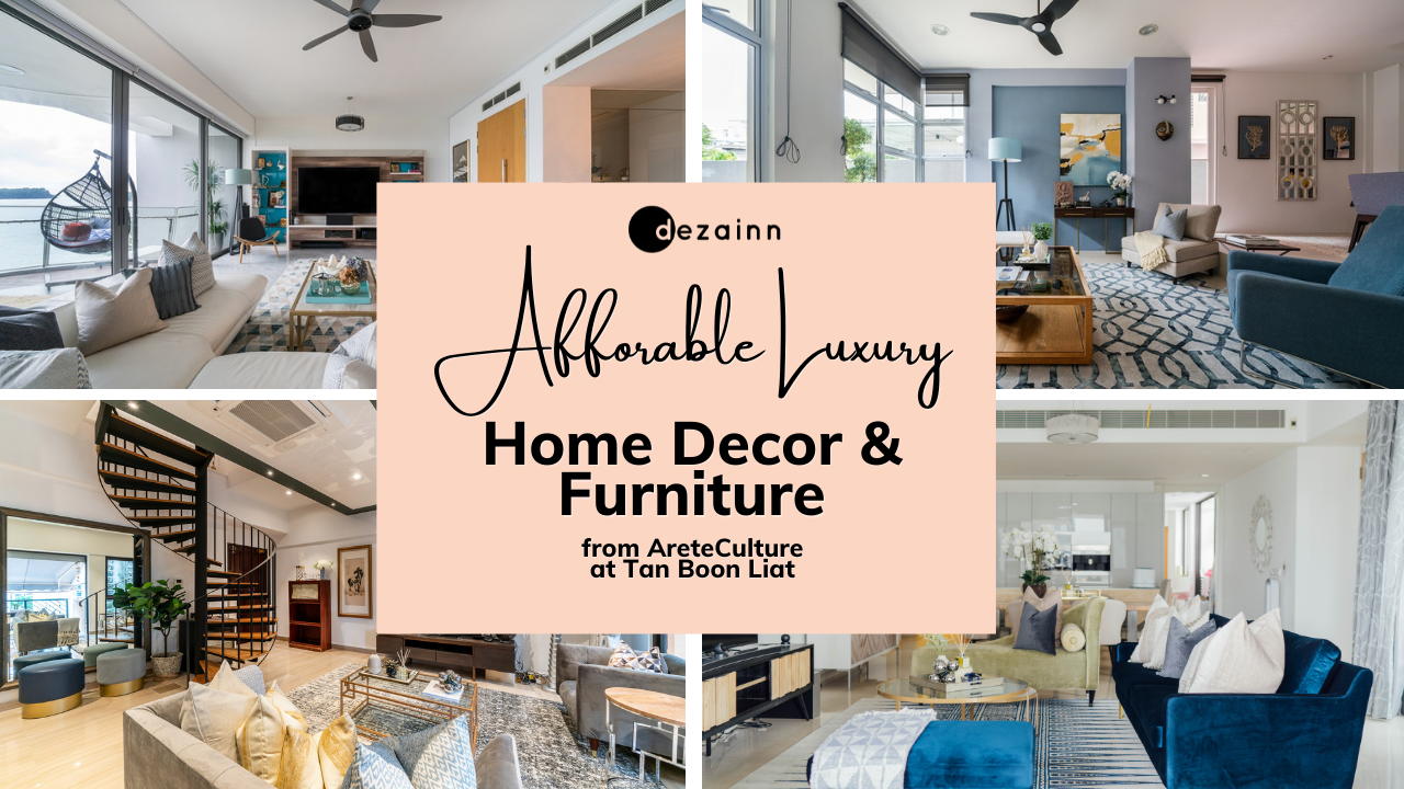 [Video] Shop Affordable Luxury Decor & Furniture from AreteCulture. Opulent Soft Furnishings, Hand-Built Console Tables, Statement Chandeliers & More!