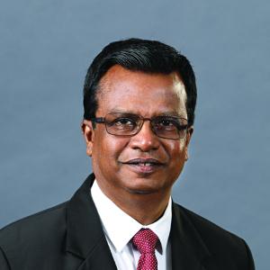 DFCC Chaireman - Mr. C R Janas