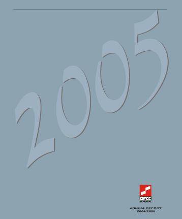 2004/2005 Report