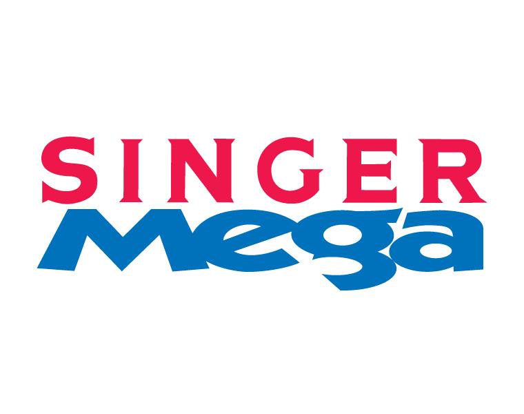 singer mega
