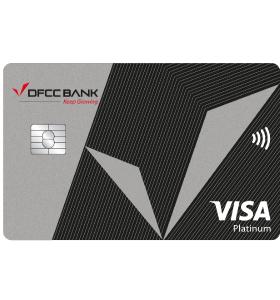DFCC Platinum Card