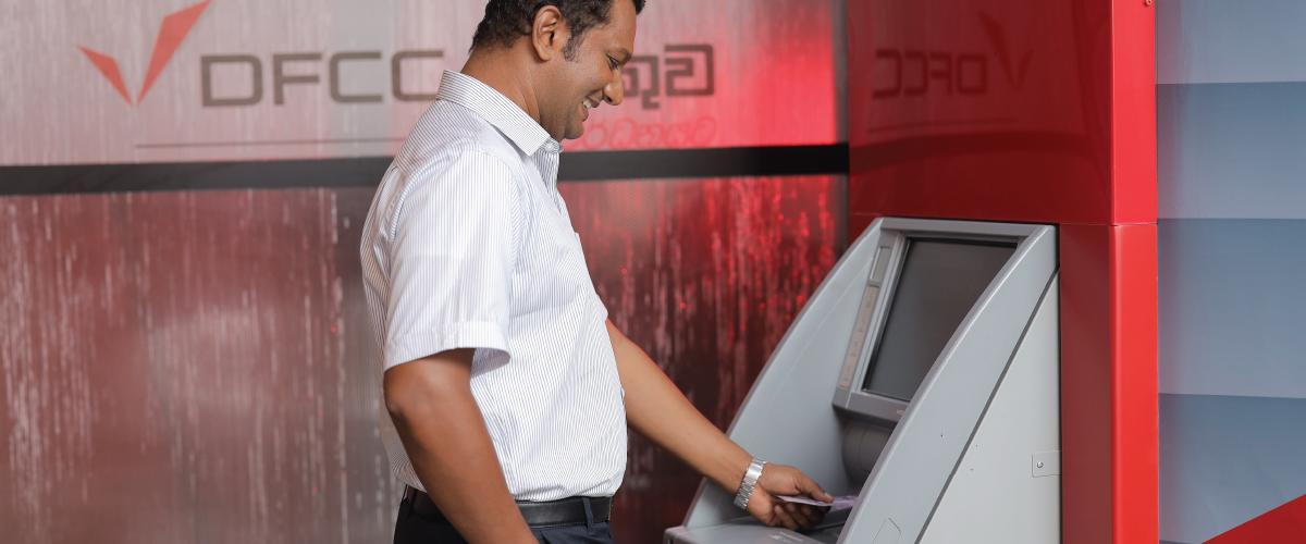 CDM – Cash Deposit Machine