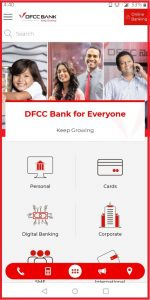 DFCC Bank's revamped website offers an enhanced user experience 1