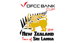DFCC Bank Cup - DFCC Bank proudly sponsors New Zealand Tour of Sri Lanka