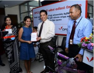 DFCC Bank come forward to assist the Children in Katuwapitiya for their educational needs 1