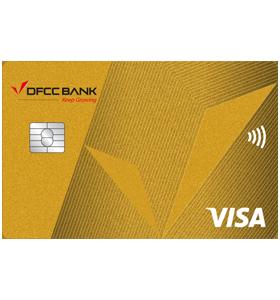 DFCC Gold Card