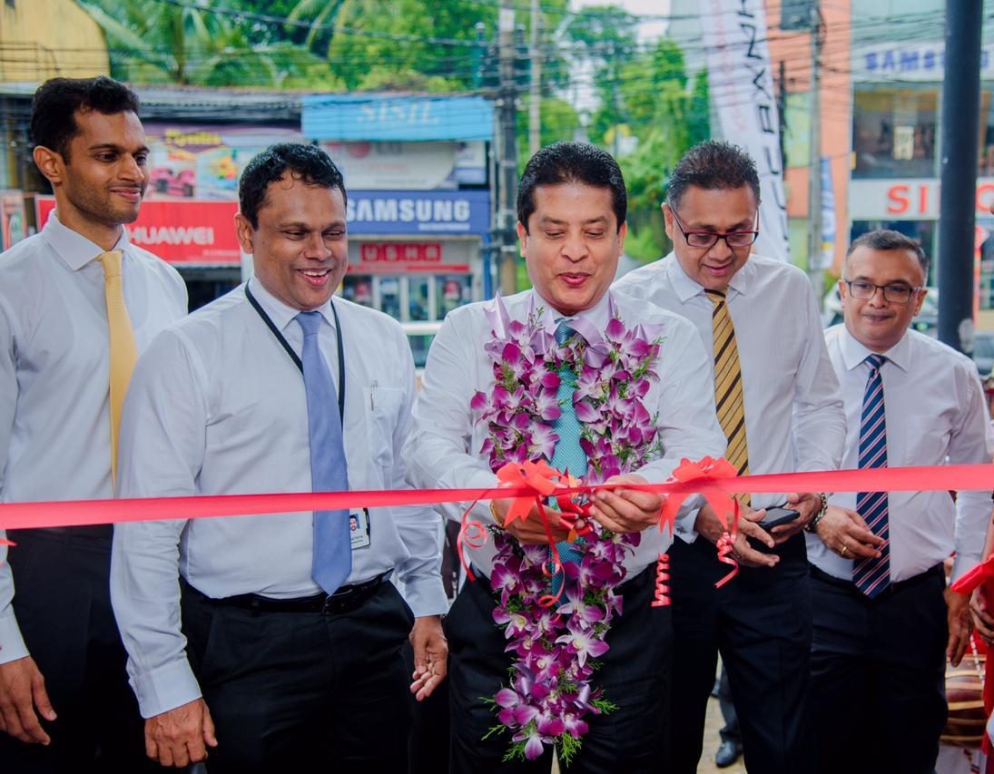 DFCC Bank Malabe Branch relocates for easy access and convenience 1