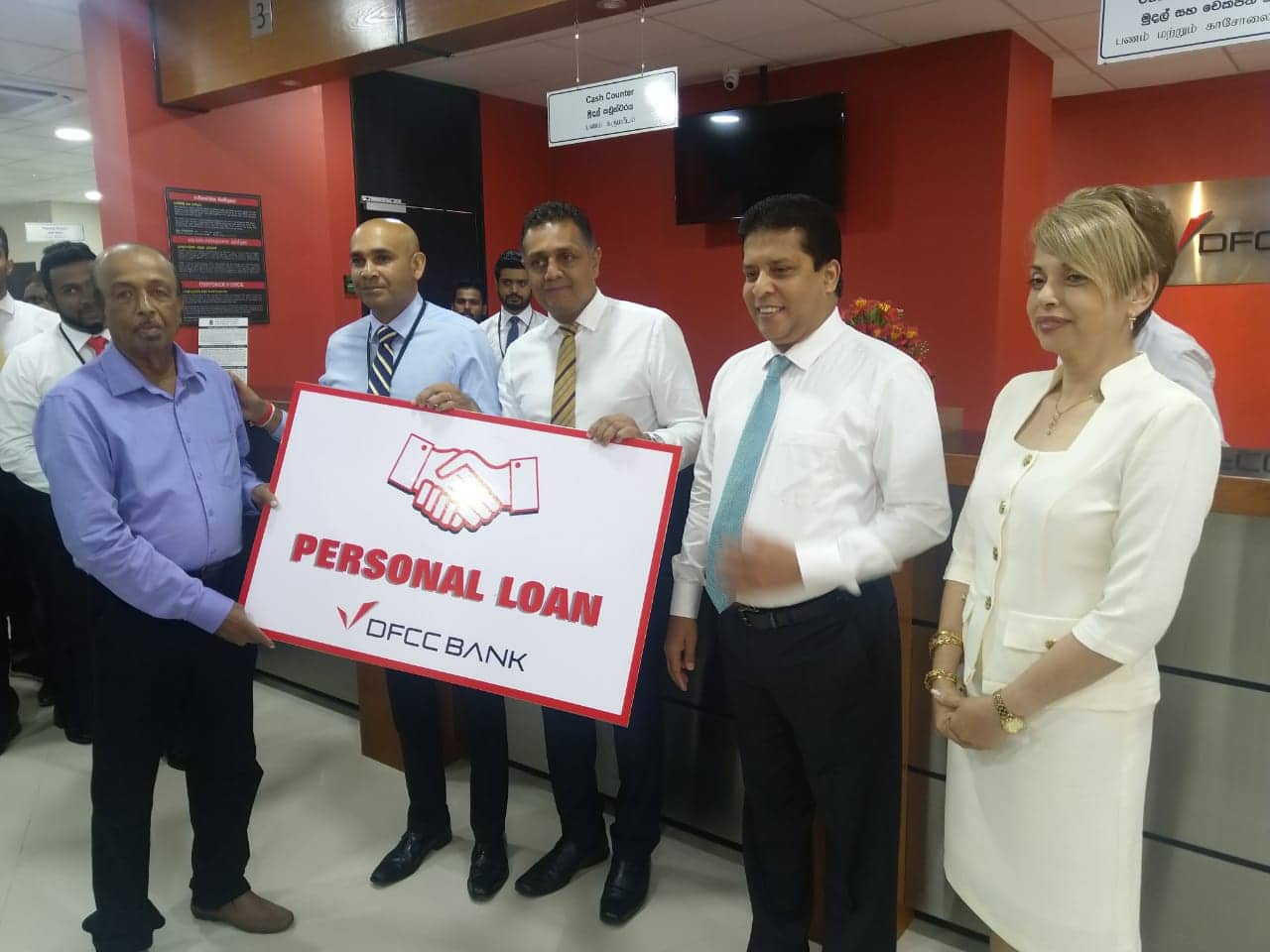 DFCC Bank Malabe Branch relocates for easy access and convenience 2