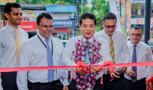 DFCC Bank Malabe Branch relocates for easy access and convenience