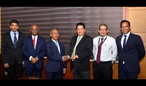 DFCC Bank partners Cyprea Group in the Maldives to structure the largest loan facility to date