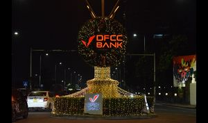 DFCC BANK CONTRIBUTES TO LIGHING UP THIS FESTIVE SEASON