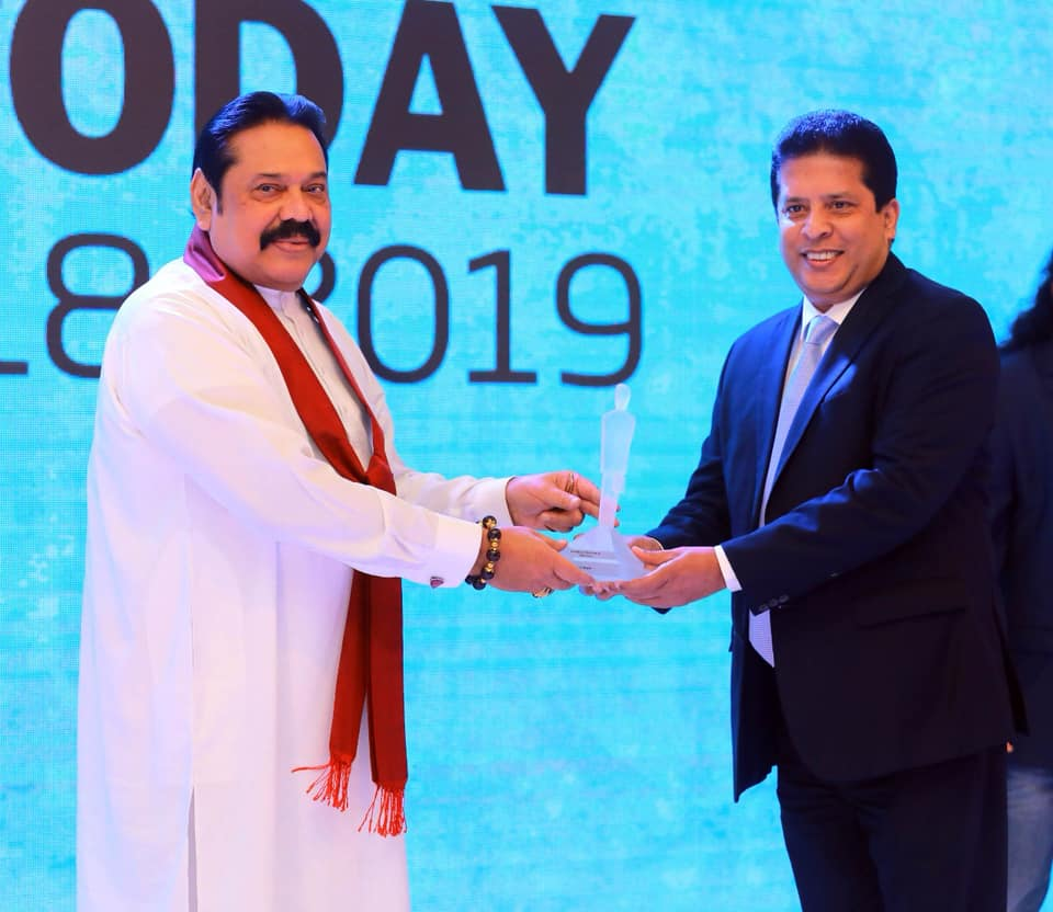 DFCC Bank Ranked amongst Business Today's Top 30 Corporates in Sri Lanka 1