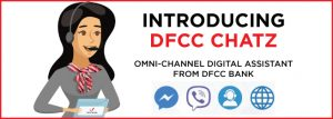 "DFCC Bank introduces ""DFCC Chatz"", the Omni channel Chatbot to respond to customer queries seamlessly 1"