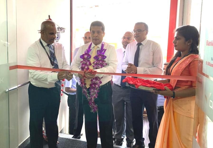 DFCC Bank relocates Moratuwa Branch to a convenient & spacious location 1