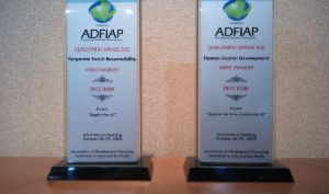 DFCC Bank shines at the ADFIAP Sustainability Development Awards 2020