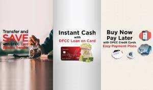 DFCC Credit Cards Offer Greater Financial Freedom