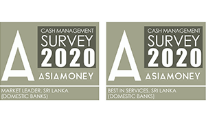DFCC Bank bags 2 esteemed Asiamoney Awards for excellence in Cash  Management Services