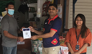 DFCC reaffirms continued support of CBSL's Rata Puraama QR payment initiative