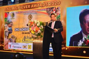 DFCC Bank supports industrial excellence by partnering CNCI Achiever Awards 2020 as the Principal Sponsor & Official Banking Partner 1