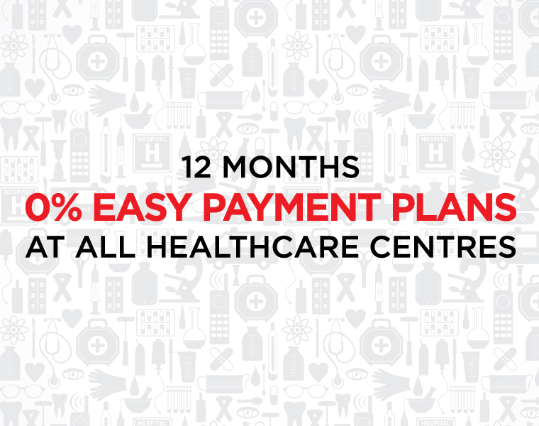 DFCC Partnering with all hospitals for 0% Easy Payment