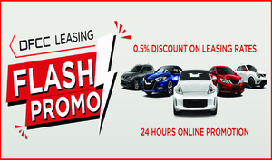 DFCC Bank pioneers the launch of a 24 hour Online 'DFCC Leasing Flash Promo'